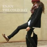 ENJOY THE COLD DAY