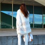 H&M WHITE TREND